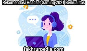 rekomendasi headshet gaming 1
